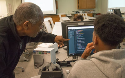 Grant Enables School System To Expand Innovative Computer Science Program To High Schools
